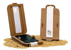box- flat packaging- waste reduction