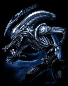 Alien - el-grimlock on deviantART