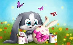 bunny hd widescreen wallpapers