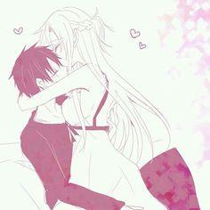 Kirito and Asuna (SAO)