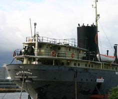 The National Museum of the Great Lakes: The SS Col. James M. Schoonmaker Museum Ship - Toledo Ohio