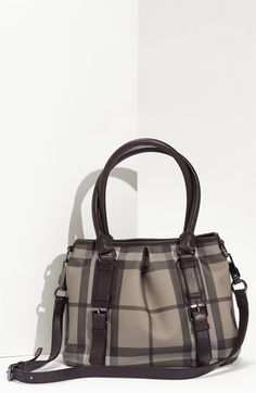 Burberry 'Smoked Check' Tote | Nordstrom