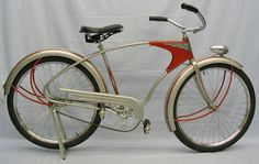 Colson Commander Bicycle (circa 1937) Sold By Copake Auctions For 2,310.00