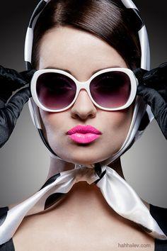 337101bf2f36 Retro Dior ✿⊱╮ White Sunglasses