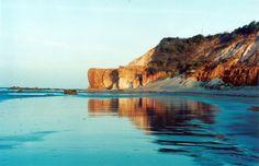 Praia de Icapui, Ceara - BRASIL