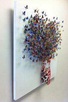 Gardens Discover Pop-Art-Künstler David Kracov - Kunstlab - Make-Up Art Pop Art Papillon Butterfly Art Butterflies Wow Art Museum Of Fine Arts Art Plastique Oeuvre D& Sculpture Art Art Pop, Art Papillon, Art Sculpture, Metal Sculptures, Wow Art, Butterfly Art, Butterflies, Museum Of Fine Arts, Art Museum