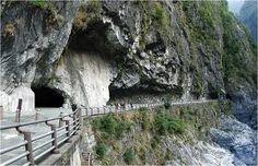 太魯閣國家公園, 花蓮 Taroko National Park, Hua Lien- Taiwan