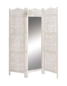 6ft Tall Room Divider In Anitique Style Open Mesh 2018 Folding Screen Parions Screens Pinterest And Metal