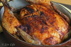 Recipe: Chicken Recipes / Roasted Whole Chicken with Smoked Paprika - tableFEAST