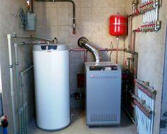 FORUMHOUSE предлагает один из вариантов экономной системы отопления