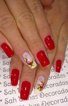 Cute Nail Art, Cute Acrylic Nails, Cute Nails, Pretty Nails, Gel Nail Art, Fingernail Designs, Nail Polish Designs, Nail Art Designs, Summer Toe Nails