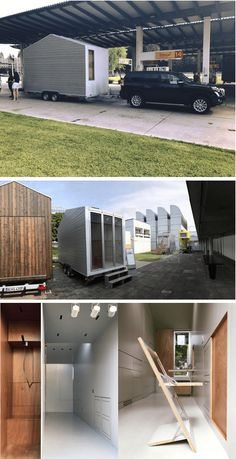 aVOID tiny house on wheels designed by Italian architect Leonardo Di Chiara Tiny House Ideas Architect Avoid Chiara Designed House Italian Leonardo Tiny Wheels Tiny House Luxury, Tiny House Cabin, Tiny House Living, Tiny House Design, Tiny House On Wheels, Prefab Homes, Modular Homes, Timbercraft Tiny Homes, Tumbleweed Tiny Homes