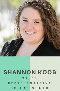 Sales Representative, SO Cal. South for Pet's Global, Shannon Koob