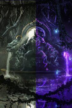 Amazing art of BP