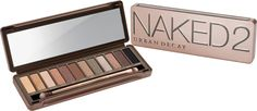 Urban Decay Cosmetics Naked2 Palette Ulta.com - love this palette for cool neutrals but YDK has too much fallout