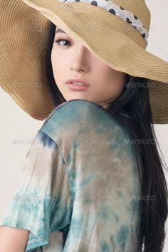 Glamour of Asian beauty ...  20s, adult, appeal, asia, asian, attractive, beautiful, beauty, charming, china, chinese, east, elegance, elegant, enchanting, face, fashionable, female, glamour, gorgeous, hat, japanese, korean, lady, looking, mysterious, mystery, portrait, pretty, seductive, summer, woman, young