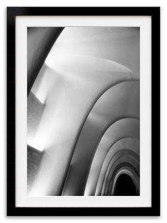 """""""Curves and Lines"""" by Anne Costello, LokoFoto.com. Gaudi architecture."""