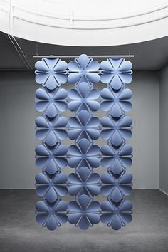 AIRBLOOM - Designer Space dividers from Abstracta ✓ all information ✓ high-resolution images ✓ CADs ✓ catalogues ✓ contact information ✓ find. Acoustic Design, Acoustic Wall, Acoustic Panels, Office Room Dividers, Space Dividers, Garden Privacy Screen, Cafe Furniture, Sound Proofing, Office Interiors