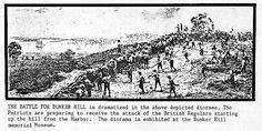 Revolutionary War - Battle of Bunker Hill