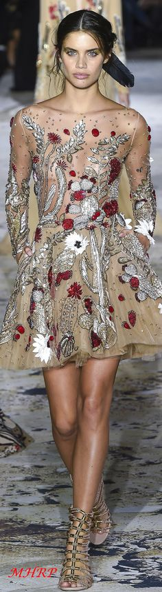 Zuhair Murad Spring 2018 Couture_image pinned from vogue.com