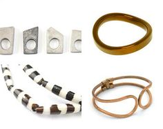 Holiday... by Rita Szöllősi on Etsy featuring concrete jewelry - geometric minimalist concrete ring by shooohsJewelry