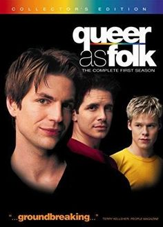 Queer As Folk: The Complete 1st Season