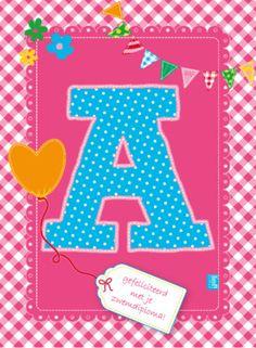 Zwemdiploma A met slingers en ballonnen- Greetz Tape, School, Cards, Duct Tape, Schools, Maps, Band, Ice