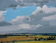 Landscape Paintings ... Harry Stooshinoff: May 2010