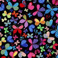 Timeless Treasures Bright Butterflies Black, 44-inch (112cm) Wide Cotton Fabric Yardage Timeless Treasures Fabrics,http://www.amazon.com/dp/B008QURSWO/ref=cm_sw_r_pi_dp_dH.1sb0PHARN1TBW