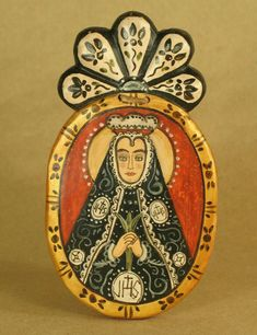 """Outstanding """"contemporary art"""" info is readily available on our site. Have a look and you wont be sorry you did. Mexican Crafts, Mexican Folk Art, Mexican Style, Religious Images, Religious Icons, Religious Art, Colonial Art, Mexico Art, Pop Art"""