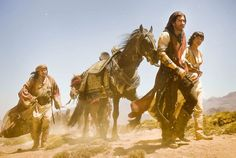 Prince of Persia - I loved the costumes in this movie
