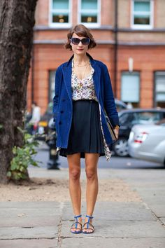 London Street Style   Fashion Hoob