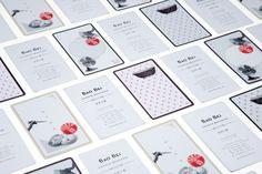 Bao Bei #graphic_design #typography #restaurants