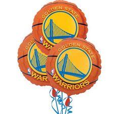 Golden State Warriors Balloon - Basketball