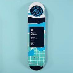 - Element / Skateboard Series - atelier bingo.