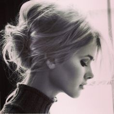 Brigitte Bardot hair inspiration