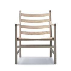 CH44 Lounge Chair / Hans Wegner