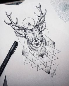 #deer #deerdrawing #dotworkdeer #dotworkdesign #dotworkers #circletattoo #circle #deerhead #sriyantra #chakra #chakratattoo #geometricanimal #geometricaltattoo #dotworktattoo #tattoodesign #tattoosketch #anchordrawing #blvck #blackworksubmission #btattooing #taot #blacktattoo #blackworker