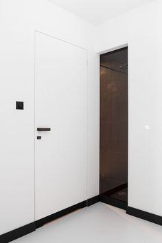 Монохромный интерьер квартиры в Польше   Дизайн интерьера, декор, архитектура, стили и о многое-многое другое