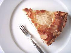 CHEZ LUCIE: Hruškový koláč s mascarpone