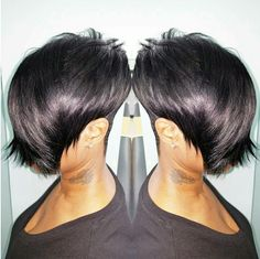 My next haircut☺ Short Sassy Hair, Short Hair Cuts, Short Hair Styles, Pixie Styles, Love Hair, Great Hair, Gorgeous Hair, Dope Hairstyles, My Hairstyle