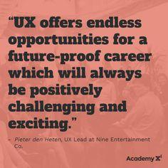 Torne-se um Designer de experiência do usuário: como iniciar sua carreira | Academia Xi Academy Xi