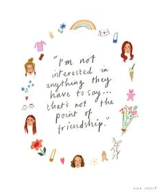 GIRLS illustrated