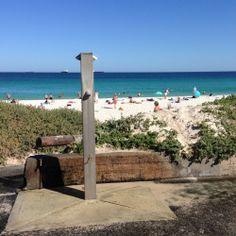 Beaches of Fremantle, Western Australia - a travellers guide to Fremantle, Western Australia Western Australia, South Beach, Places To Travel, Travel Guide, Beaches, Pergola, Surfing, To Go, Swimming