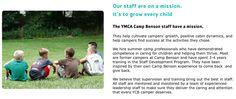 A Premier YMCA Summer Camp