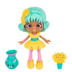 Happy Places Shopkins Season 3 Doll, Sunny Meadows