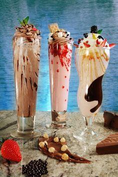 Ice Cream at the Mandalay Bay Hotel Las Vegas Nevada