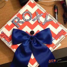 Adorable graduation cap