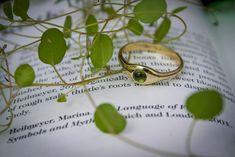 Crocus   Green Tourmaline Ring   Size 6.5-6.75   14K Gold – Jenna Koo Jewelry