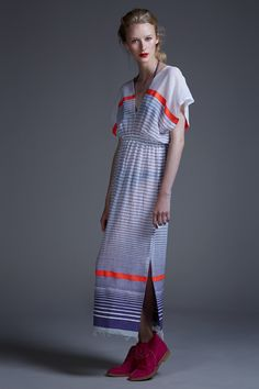 Safia Gauze Patio Dress